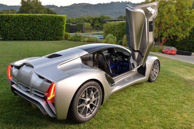 Tecnologia na impressão 3d carro