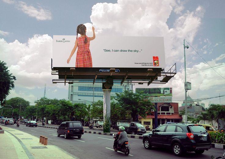 comunicação visual outdoors